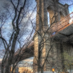 Brooklyn Bridge Early Spring copy